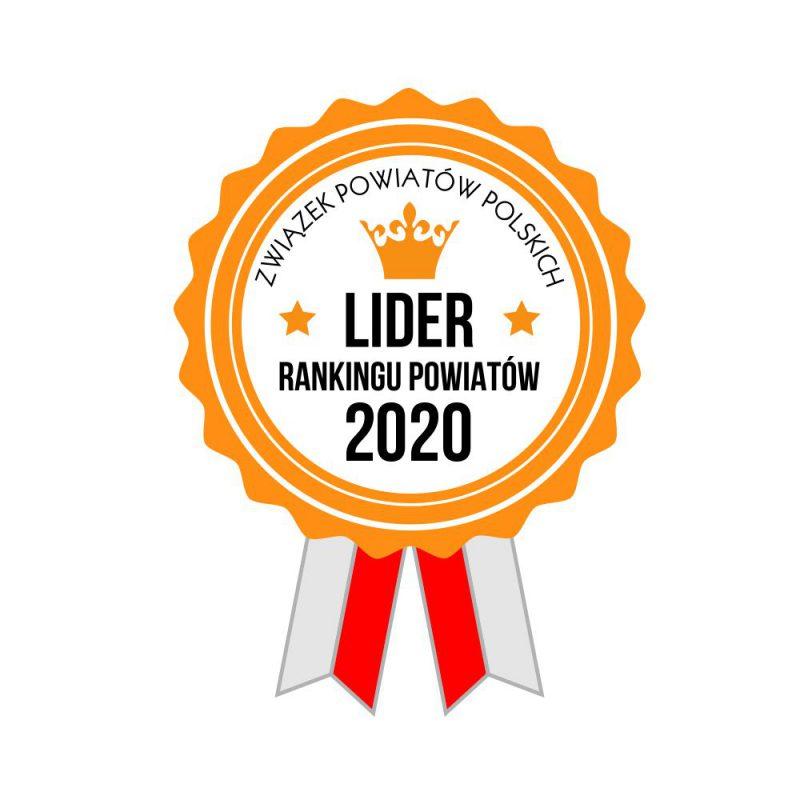 ikona lider rankingu za 2020 r.