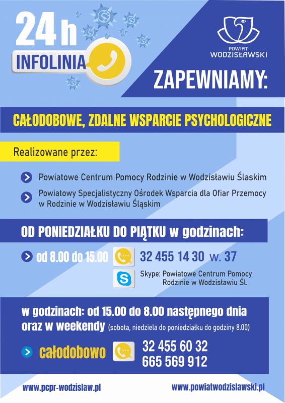 plakat pomoc psychologiczna 18 01 2021