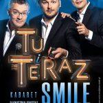 plakat - koncert kabaretu Smile w WCK