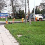 Pszowska skrzyżowanie z Górniczą remont nawierzchni zdjęcie poglądowe 2
