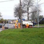 Pszowska skrzyżowanie z Górniczą remont nawierzchni zdjęcie poglądowe 3