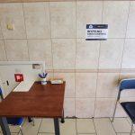 Punkt Szczepień Powszechnych w Rydułtowach zdjęcie sytuacyjne 20