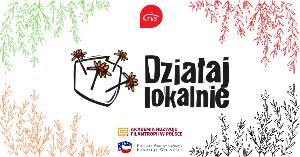 logo programu Działaj lokalnie