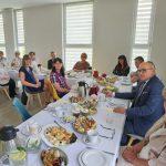 Dzień rodzicielstwa zastępczego w powiecie wodzisławskim 2021 na zdjęciu uczestnicy spotkania (13)