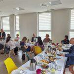 Dzień rodzicielstwa zastępczego w powiecie wodzisławskim 2021 na zdjęciu uczestnicy spotkania (18)