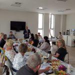 Dzień rodzicielstwa zastępczego w powiecie wodzisławskim 2021 na zdjęciu uczestnicy spotkania (20)