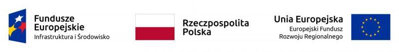 logotyp Programu Operacyjnego Infrastruktura i ŚrodowiskO