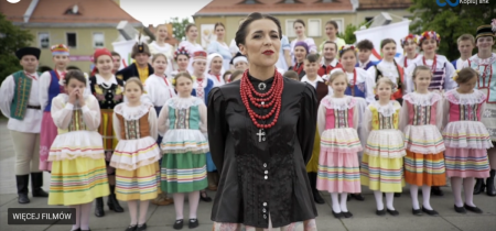 czołówka filmiku promującego Festiwal Górnej Odry przez ZPiT Vladislavia