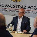 starosta Leszek Bizon