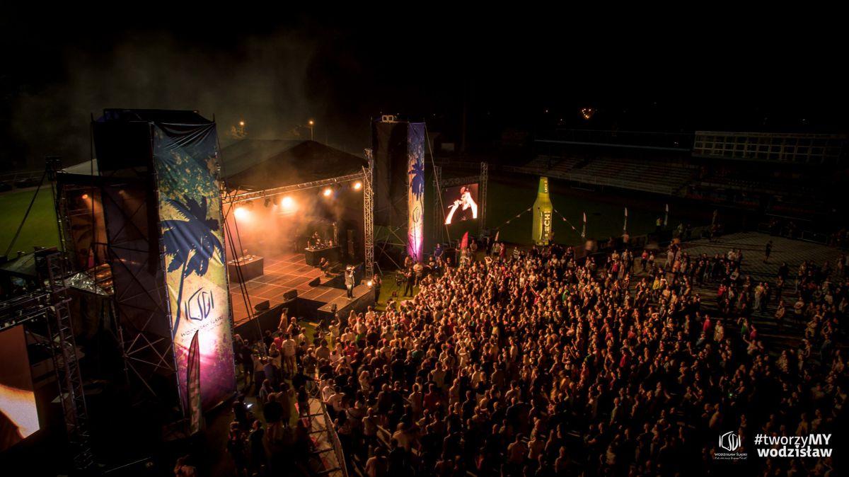 zdjęcie z wcześniejszej edycji Reggae Festiwalu