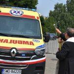 Święcenie ambulansu