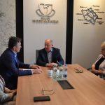 Podpisanie umowy na remont ul. Grodzisko