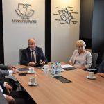 Podpisanie umowy z PKS w Raciborzu