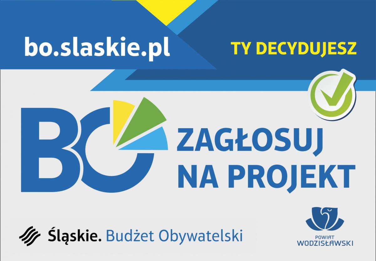 Infografika dot. budżetu obywatelskiego województwa śląskiego 2021