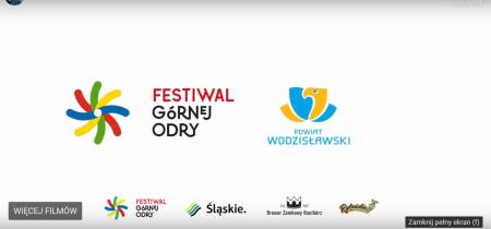 Festiwal Górnej Odry czołówka filmu przygotowanego na zlecenie Związku Subregionu