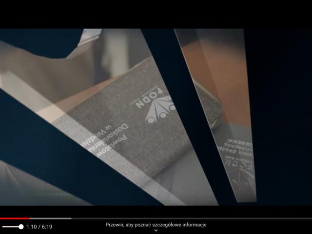 film z okazji dwudzieslotecia PODN czołówka