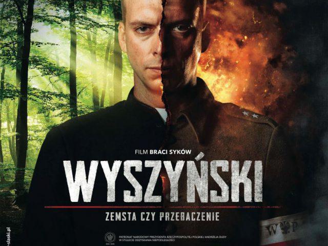PLAKAT - Wojenne losy Stefana Wyszyńskiego na kinowym ekranie, na zdjęciu aktor