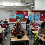 Wizyta nauczycielek Ekonomika w Wodzisławiu Śl. w Helsinkach na kursie metodycznym. Na zdjęciu uczestnicy spotkania (1)